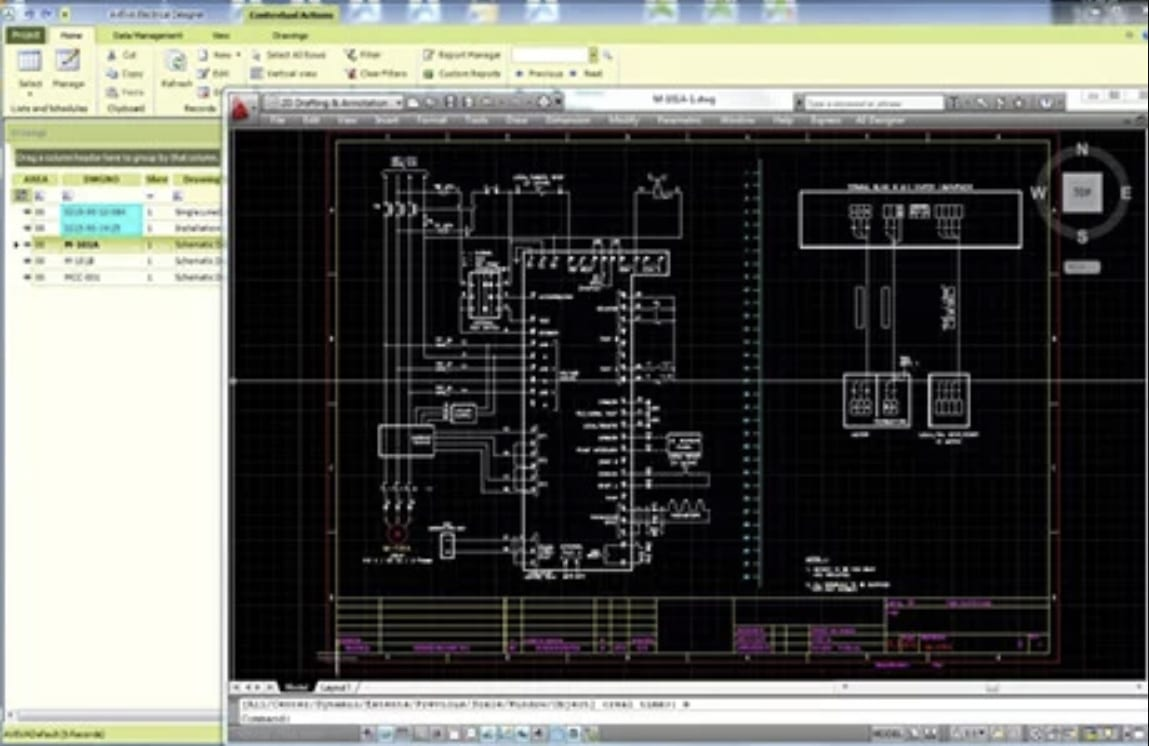 AVEVA Electrical Design