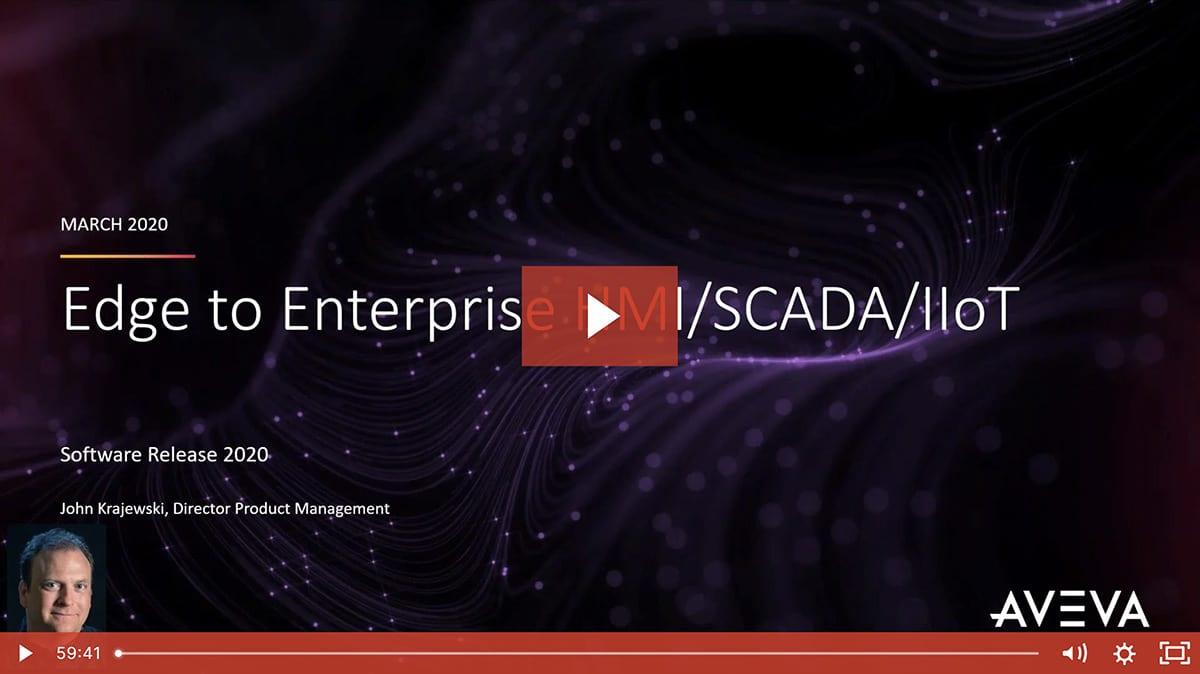 AVEVA HMI/SCADA 2020 Webinar