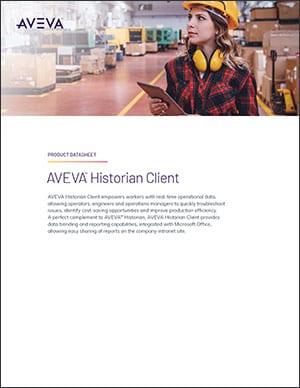 AVEVA Historian Client Brochure