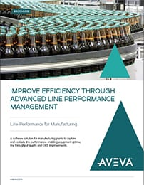 AVEVA Line Performance Suite Brochure