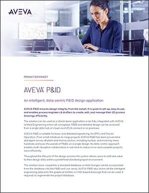 AVEVA PID Brochure