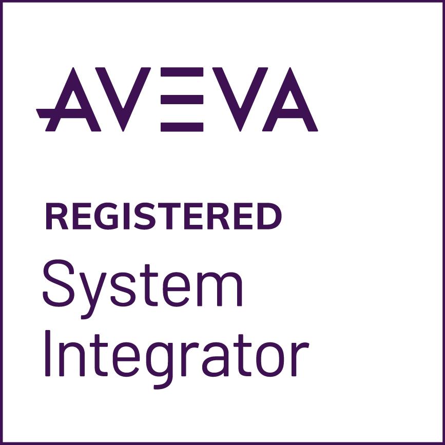 AVEVA Partner Badge Registered System Integrator
