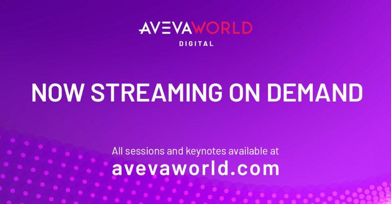 AVEVA World Digital On Demand