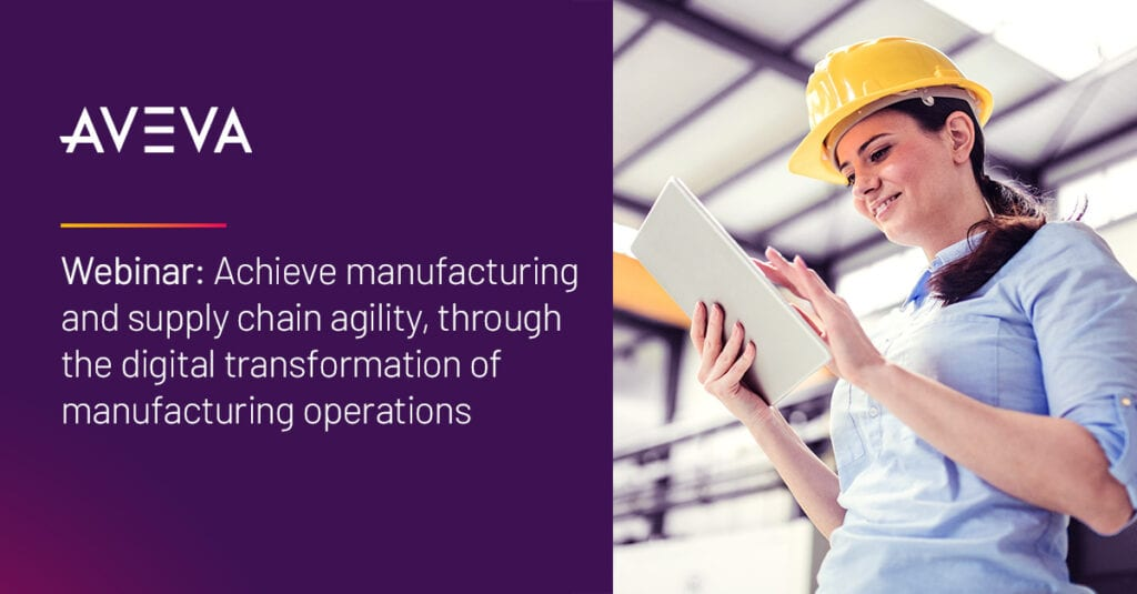Agility in Manufacturing, Shorten your lead times and reduce inventory
