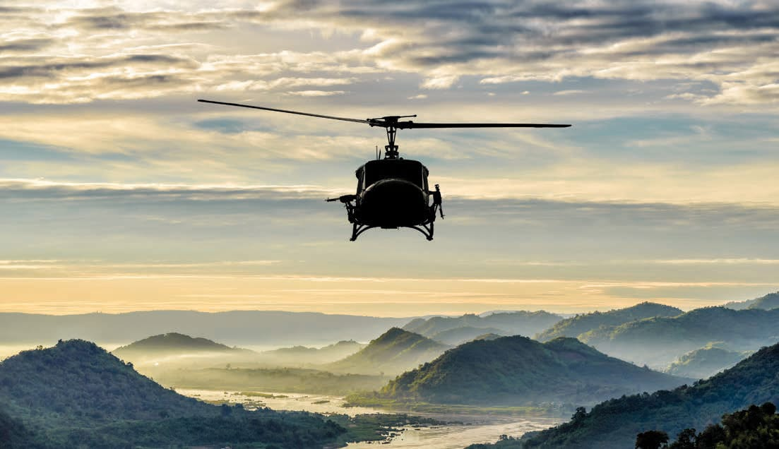 Airbus Helicopter Military Aircraft