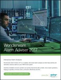 Alarm Adviser Datasheet