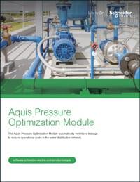 Aquis Pressure Optimization Module