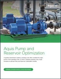 Aquis Pump And Reservoir Optimization