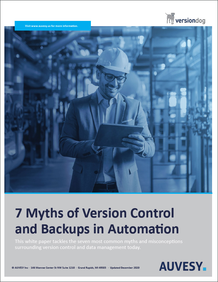 7 myths of version control and backups in automation
