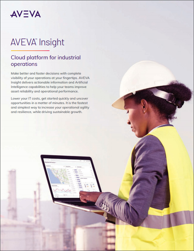 AVEVA Insight Brochure