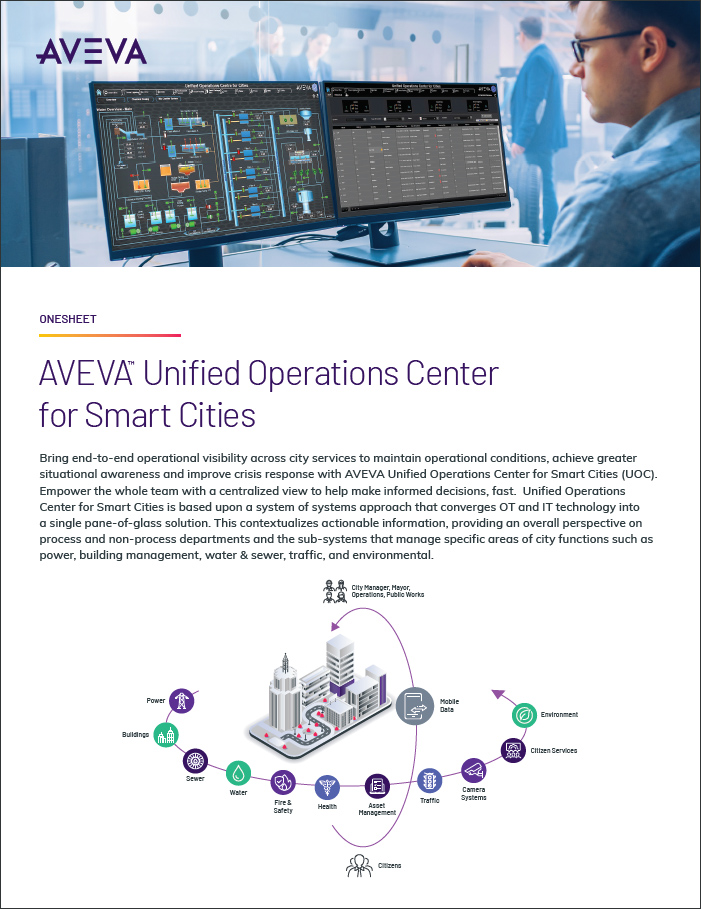 UOC for Smart Cities