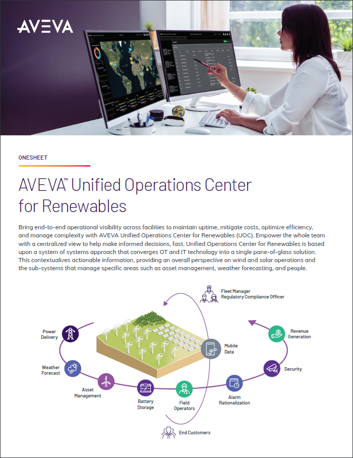 UOC for Renewables