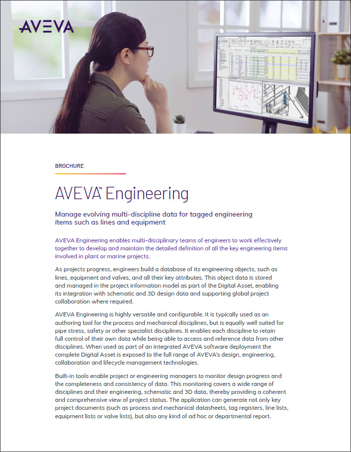 AVEVA Engineering