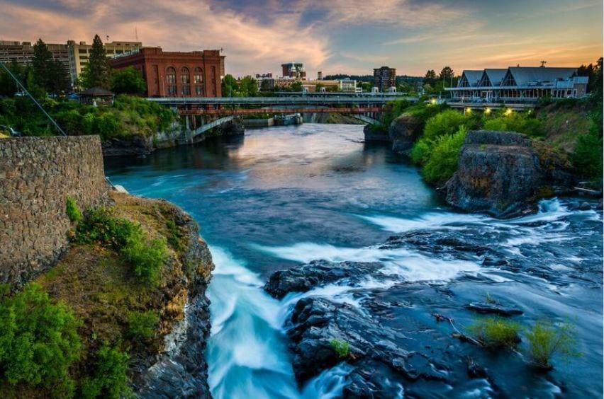 City of Spokane Customer Story River View