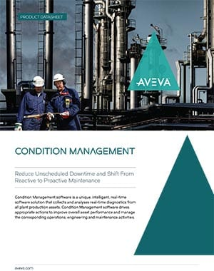 AVEVA Condition Management Datasheet
