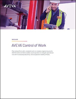 Control of Work Brochure