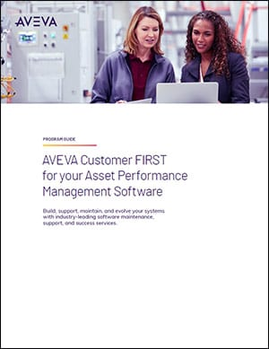 Customer FIRST - Asset Performance Guide