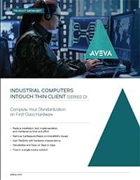 AVEVA InTouch Panel Thin Client Datasheet