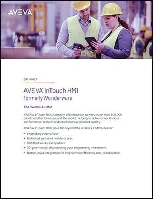 AVEVA InTouch HMI Datasheet
