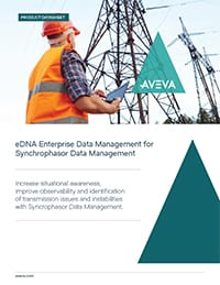 AVEVA Enterprise Data Management Synchrophaser