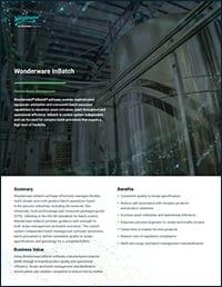 AVEVA Batch Management Brochure