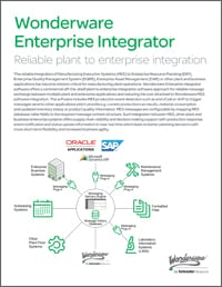 Enterprise Integrator Datasheet