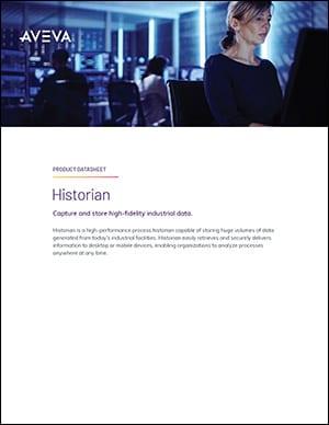 AVEVA Historian Brochure
