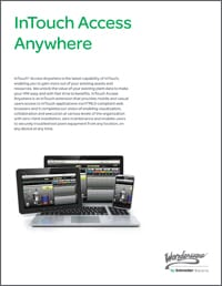 InTouch Access Anywhere Datasheet