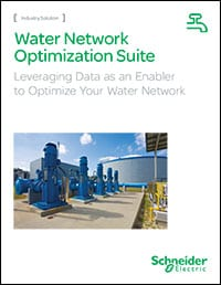 Water Network Optimization Brochure