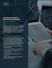Industrial Information Management