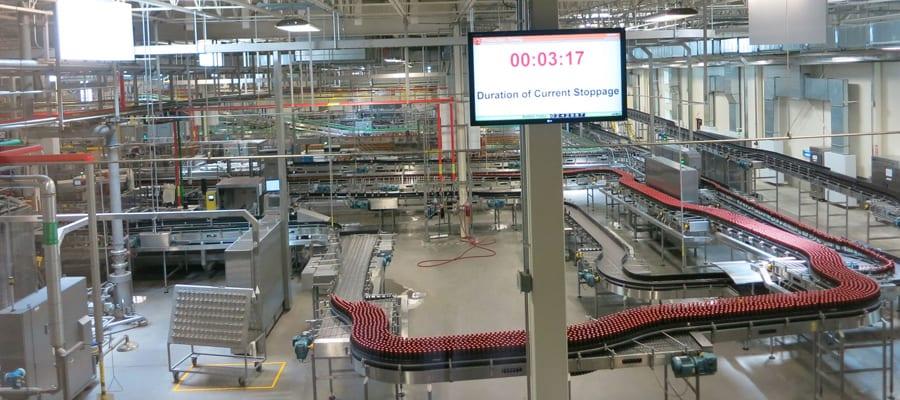 Industry Pepsi Bottling