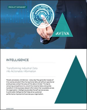Intelligence Datasheet