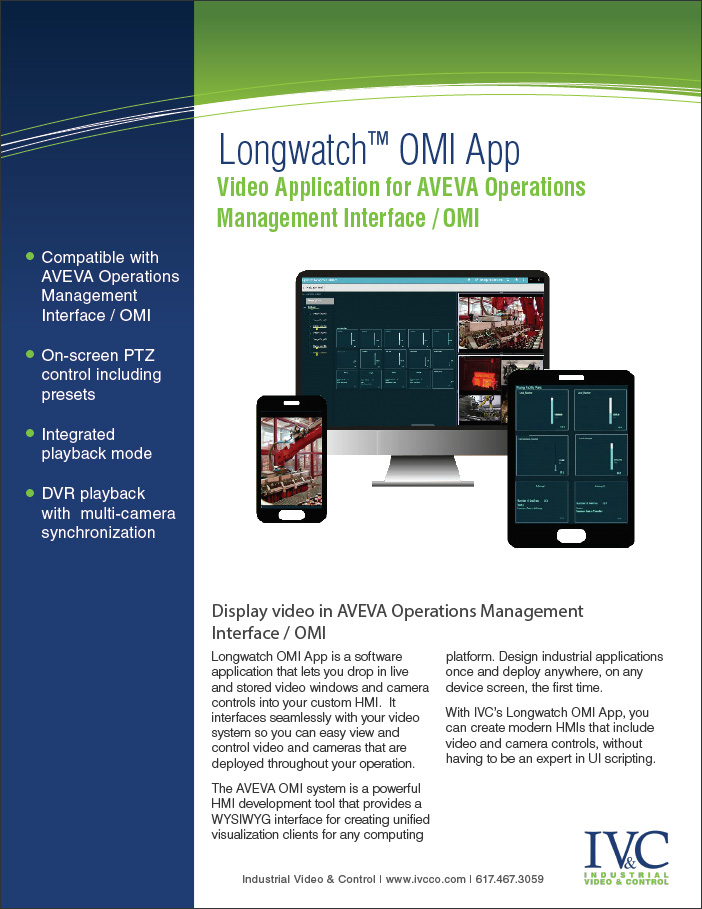 Longwatch OMI App