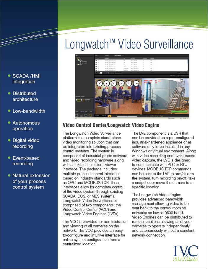 Longwatch Video Surveillance