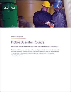 AVEVA Mobile Operator Brochure