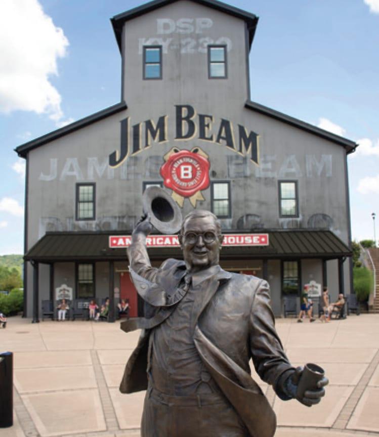 Jim Beam Customer Story Visitor Center