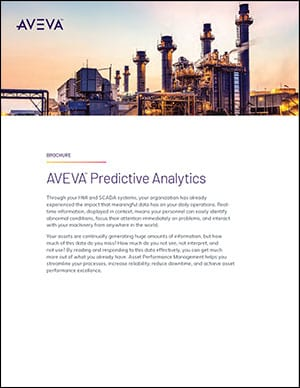AVEVA Predictive Analytics Brochure