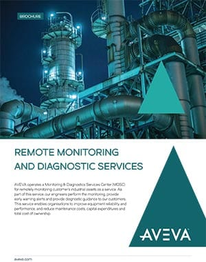 Remote Monitoring & Diagnostics Services