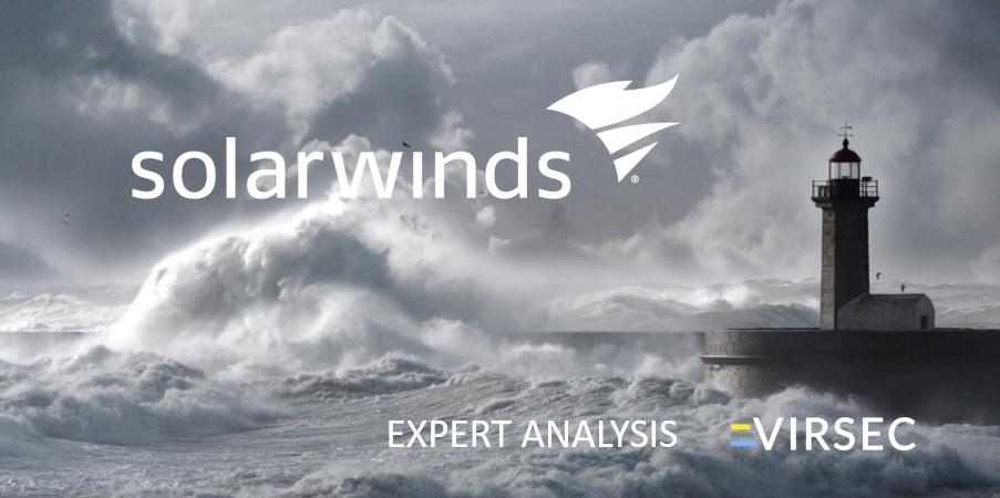 Virsec Analysis of SolarWinds Attack