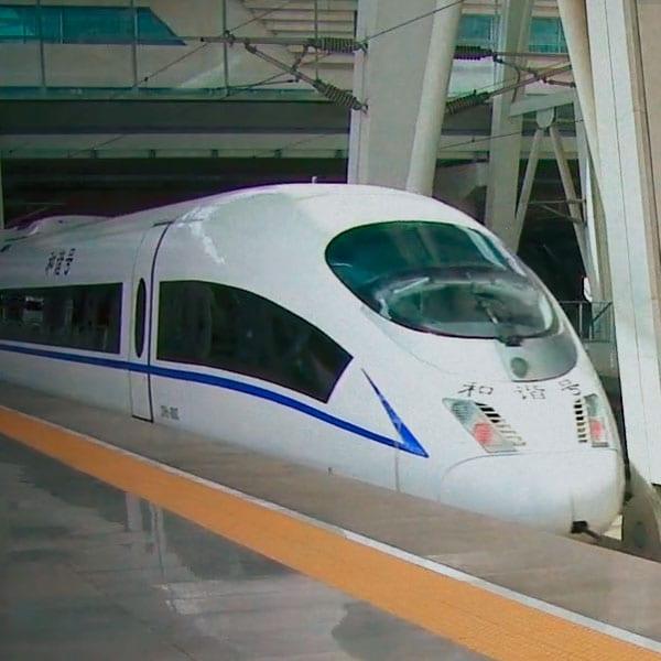 Story China Rail
