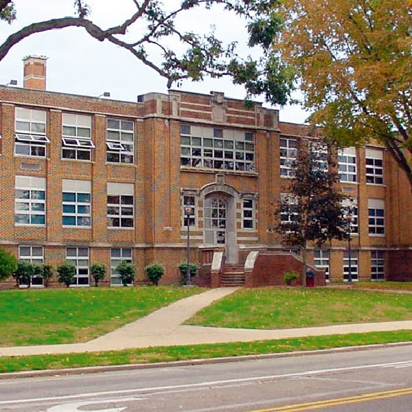Philadelphia School Customer Story Building