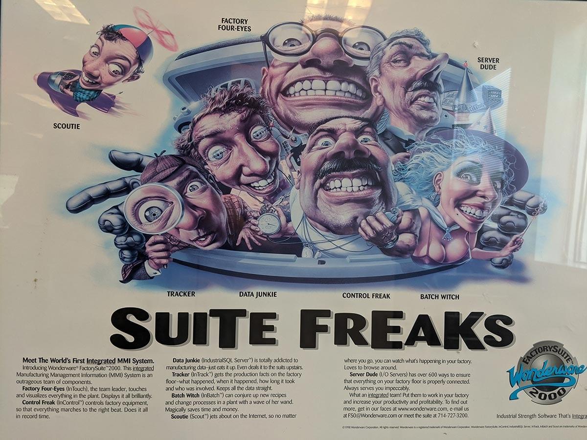 Suite Freaks