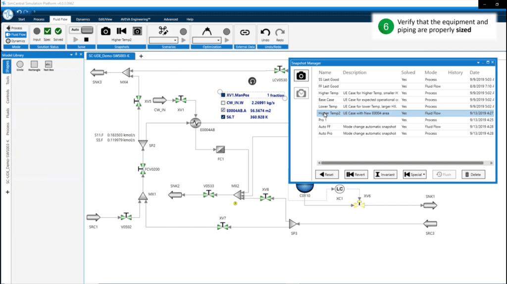 AVEVA Process Simulation