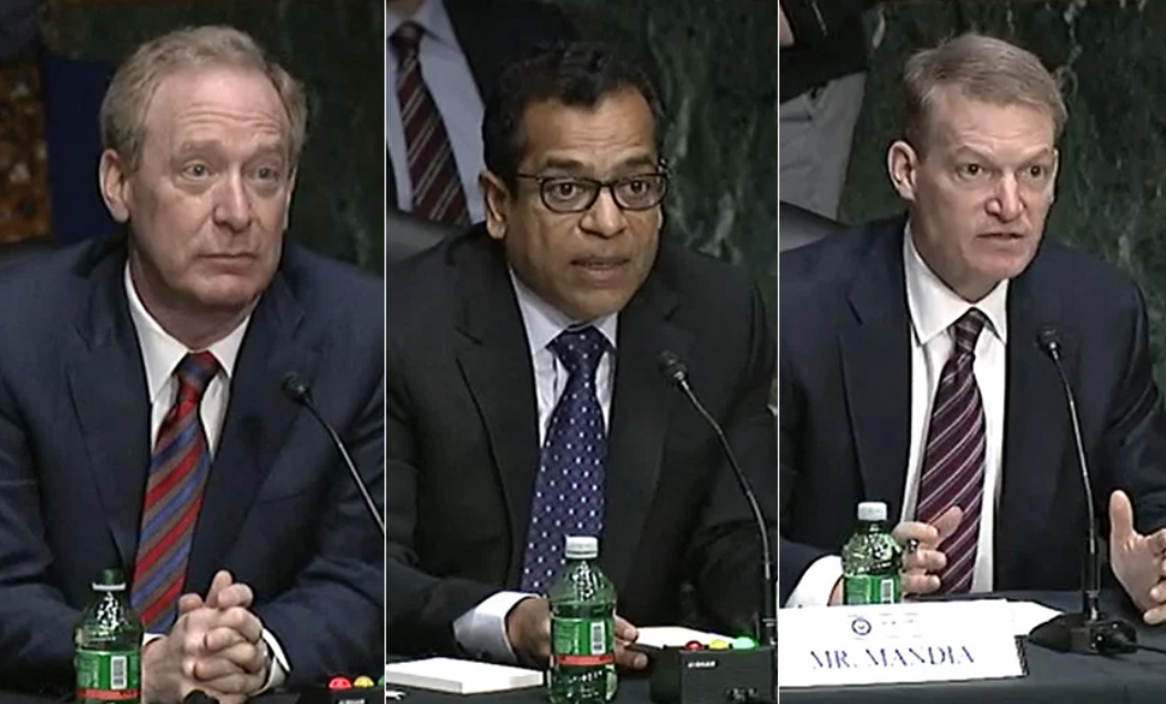 Security Vendors Understate Risks in Senate Hearing on SolarWinds