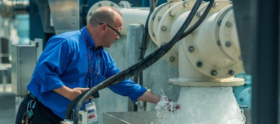 Water Network Optimization Core3