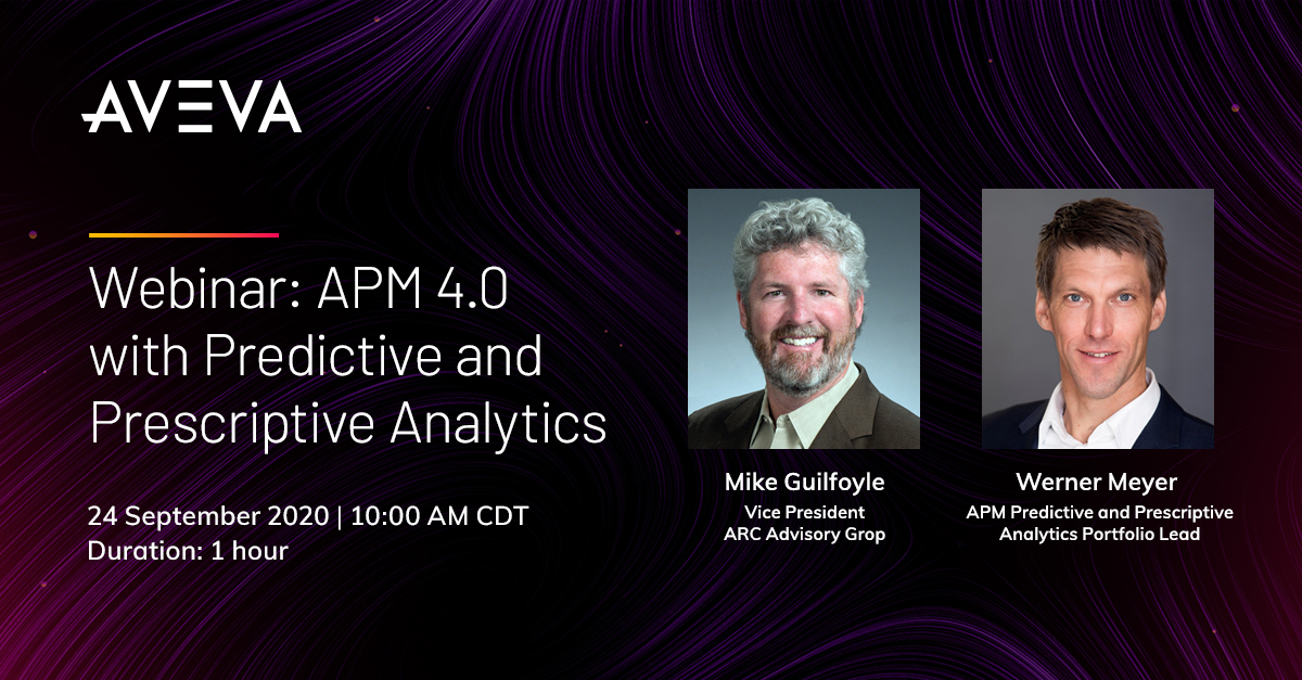 APM 4.0 with Predictive and Prescriptive Analytics