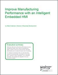 WhitePaper Embedded HMI