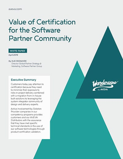 Wonderware Value Of Certification