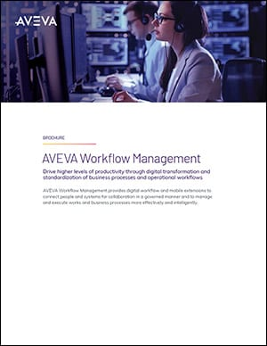 AVEVA Workflow Management Brochure