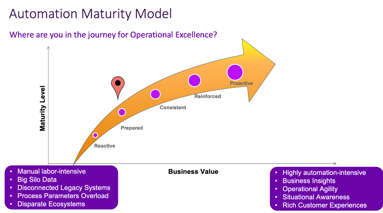 Automation Maturity Model